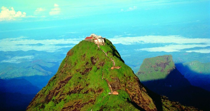 Adam's Peak Sri Lanka