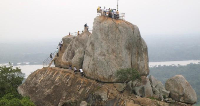 Anuradhapura Mihintale Sri Lanka