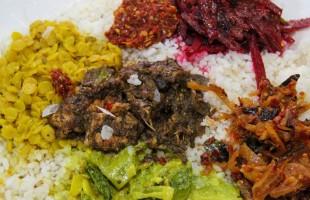 Fish ambul thiyal (sour fish curry)