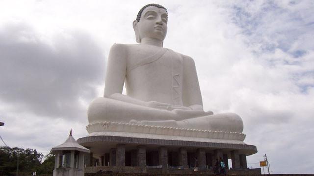 Kurunegala_elephantrock_Buddha